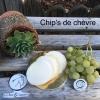 Chip's de chèvre